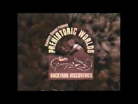 Nick GaS - Discovery Channel Presents Prehistoric Worlds Backyard Discoveries (2002)