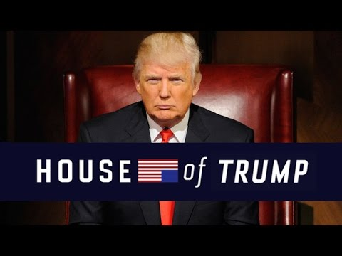 Donald Trump, Civil War and Secret Societies - America's House of Cards