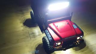 [RC카 LED]TRX-4 LED Set
