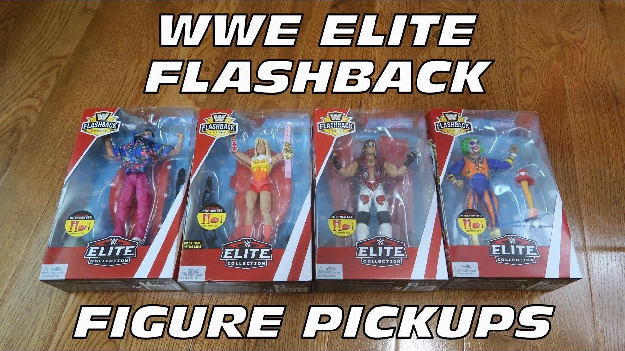 WWE Mattel Flashback Alundra Blayze Wrestling Action Figure WWF WCW