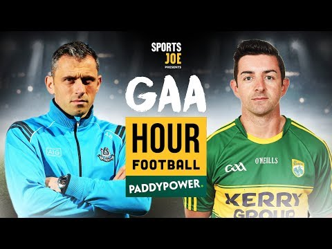 The GAA Hour Live From Liberty Hall, Dublin