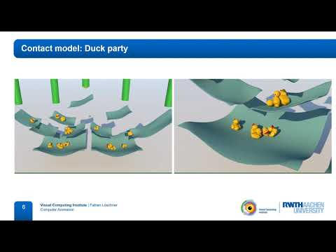 SCA2020 video abstract: Higher-Order Time Integration for Deformable Solids