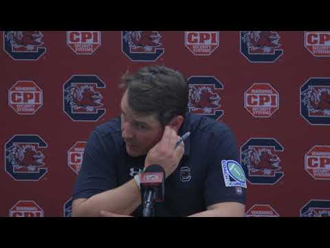 POST-GAME: Will Muschamp on Texas A&M — 9/30/17