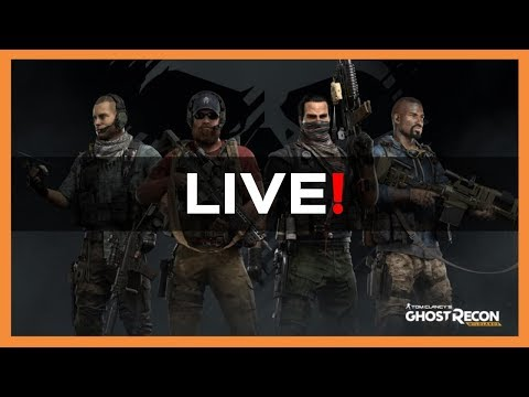 Ghost Recon Wildlands Live! PC | Campaign | Tier One On
