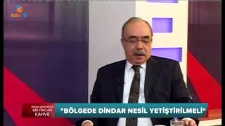 Serdar Arseven ile Bir Fincan Kahve - Ömer Vehbi HATİPOĞLU - 08 Kasım 2014