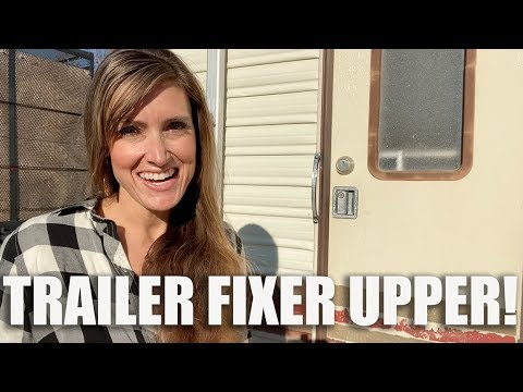 OLD TRAILER FIXER UPPER: Choosing an older trailer & demolition from YouTube · Duration:  17 minutes 54 seconds