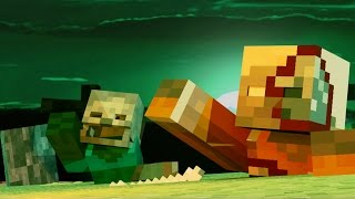 Minecraft | The Forest - DEAD BODIES COME BACK TO LIFE? (Zombie Survival) #6