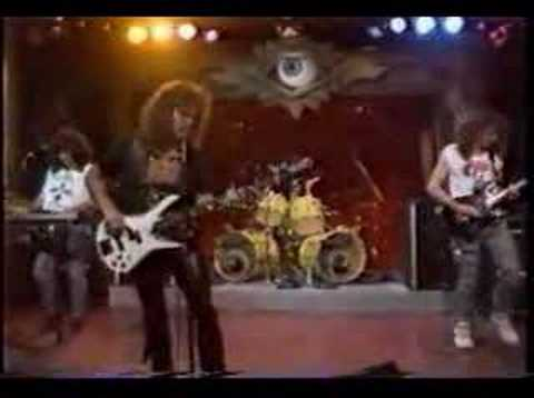 Winger - Headed For A Heartbreak (live MTV)