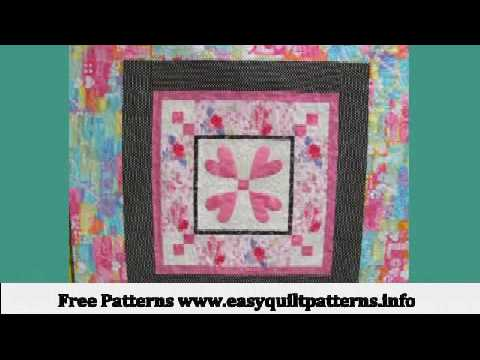 Easy Quilt Patterns Using Squares Signature Quilt Blocks Wedding