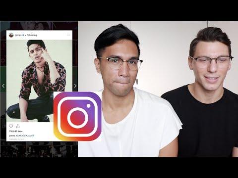 James Reid Instagram Raid