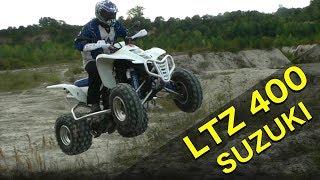 SUZUKI LTZ 400 / Mein 2. Quad / ToxiQtime Test
