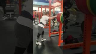 Video 184 kg back squat at 76 kg BW (plates are in lbs) download MP3, 3GP, MP4, WEBM, AVI, FLV Juni 2018