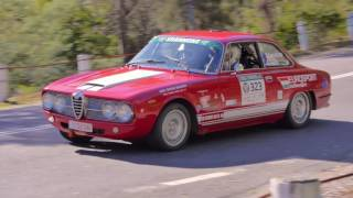Targa Tasmania 2017, Alfa Romeo 2600 Sprint, Pure Sound