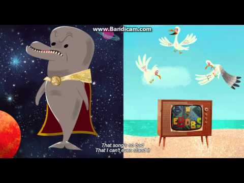 Epic Rap Battles of History: Bubbles the Dolphin vs The Seagull Crew
