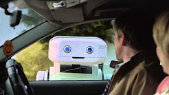 BRIAN the Robot helps a couple save money on their car insurance   Confused com
