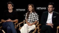 'Hitman: Agent 47' Cast Talk Memorable Moments Filming