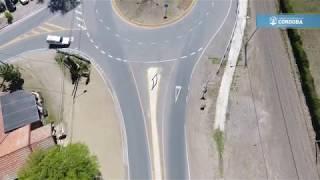 Villa General Belgrano: Schiaretti inauguró accesos viales a la localidad