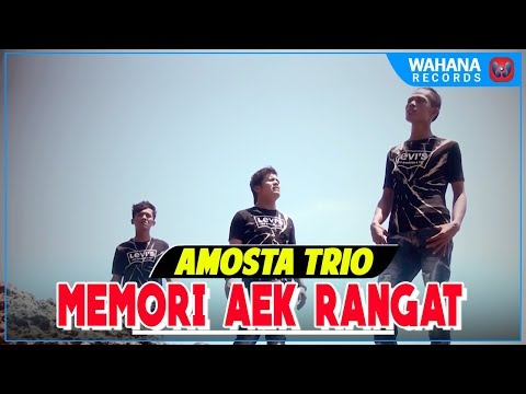 Amosta Trio - Memory Aek Rangat [Lagu Batak Official Music Video]