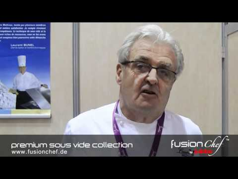 fusionChef by Julabo - SIRHA 2011with Bruno Goussault