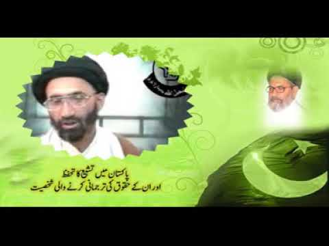 The Protector And Defender Of Shiite Rights In Pakistan - Allama Sayyed Zia Ud Din Rizvi