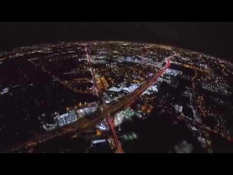 Night Demo Jump - Houston TX - November 20, 2015