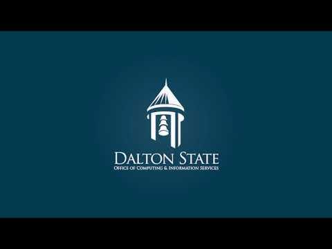 Dalton State College - Microsoft Teams Tutorial