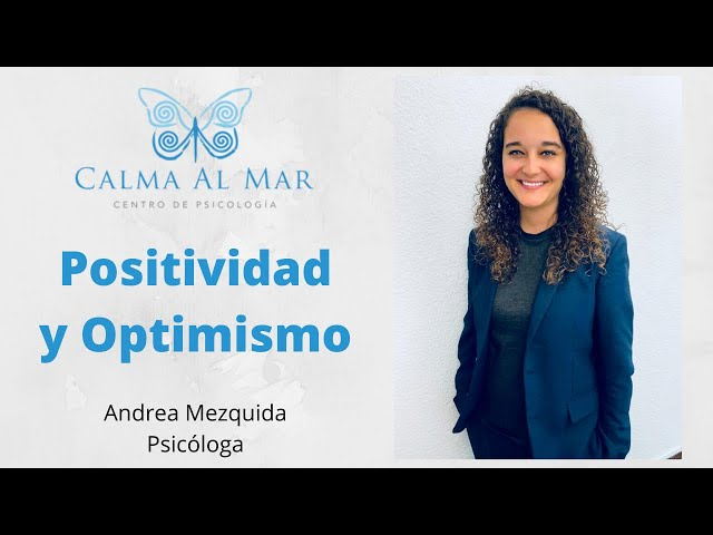 Positividad y Optimismo