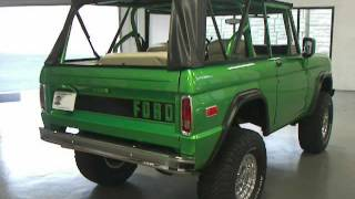 1974 Ford Bronco Frame Off Restored FOR SALE NOW