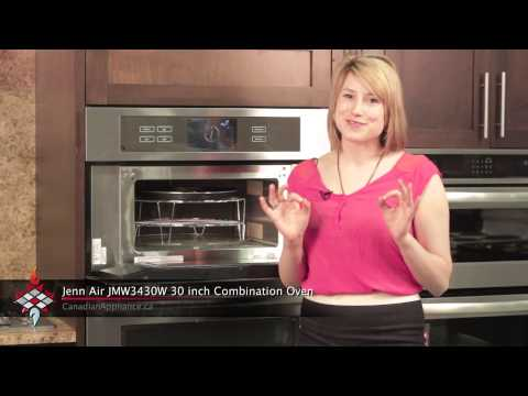 Jenn Air 30 Inch Combination Oven