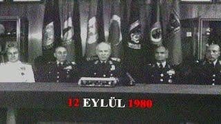 12 Eylül 1980 Darbesi Sonrası