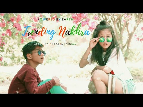 Trending Nakhre - Amrit Mann | Cherography By Rahul Aryan | Earth | Dance short film.....