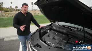 2012 Chevrolet Equinox Test Drive & Crossover SUV Video Review