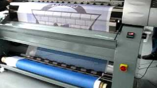 Gogopress Sublimation Textile printing machine for direct printing fabric banner and Textile