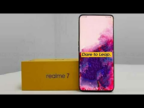 Realme 7 Unboxing 5G - 7000MAh | 40w | 64MP | 32MP PopUp | launch date | Price