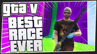 BEST RACE EVER   GTA 5 Online