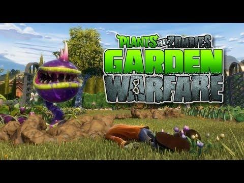 Plants Vs. Zombies: Garden Warfare - Review - YouTube