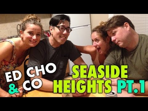 Ed Cho & Co - Seaside Heights Part 1 - Labor Day Weekend in Jersey's Most Famous Shore
