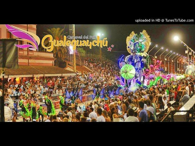Presidente de la Comisión de carnaval de Gualeguaychú