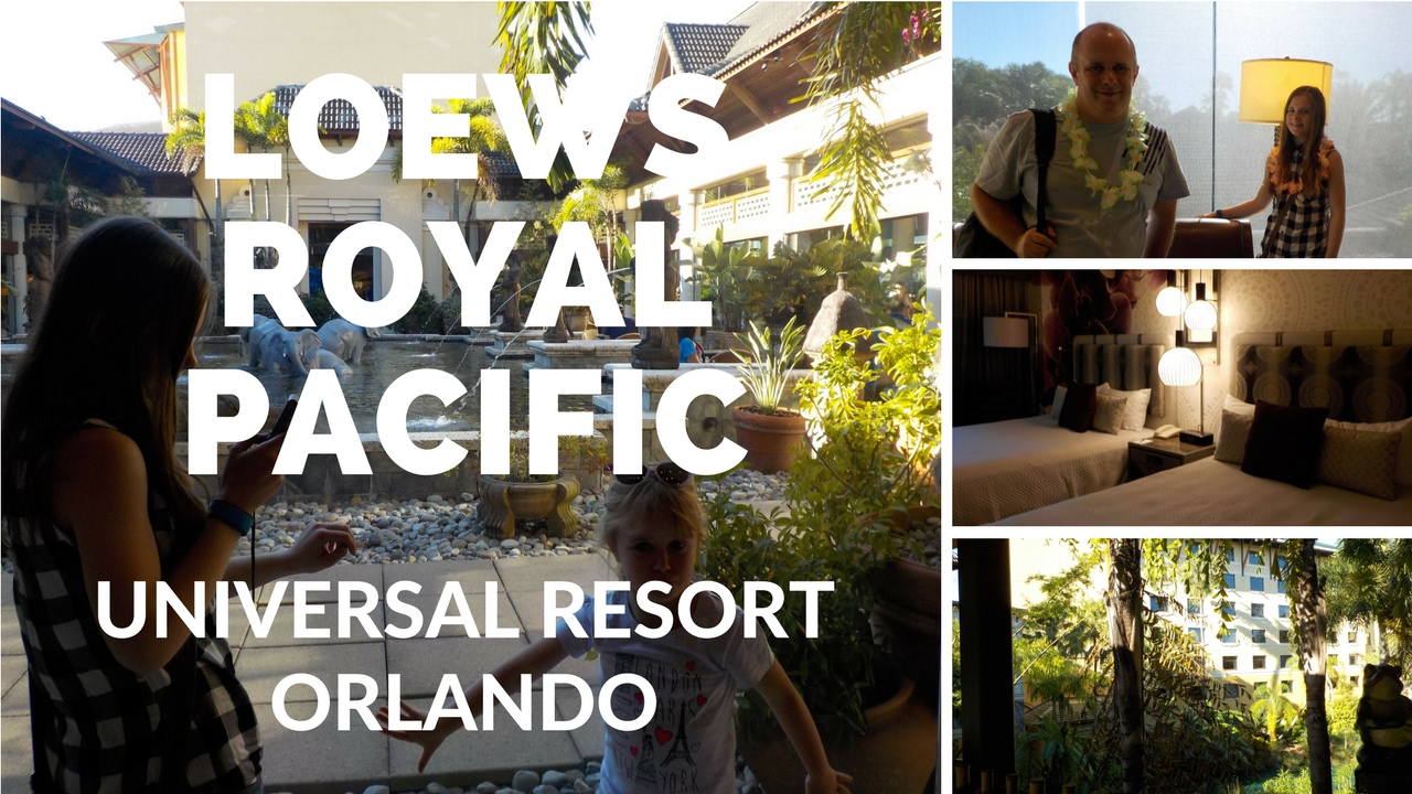 Loews Royal Pacific Resort At Universal Orlando Tour Review Youtube