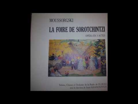Modest Mussorgsky: The Fair at Sorochyntsi (LP Transfer)
