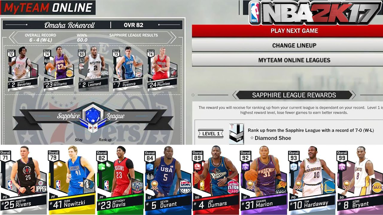 how to play myteam online