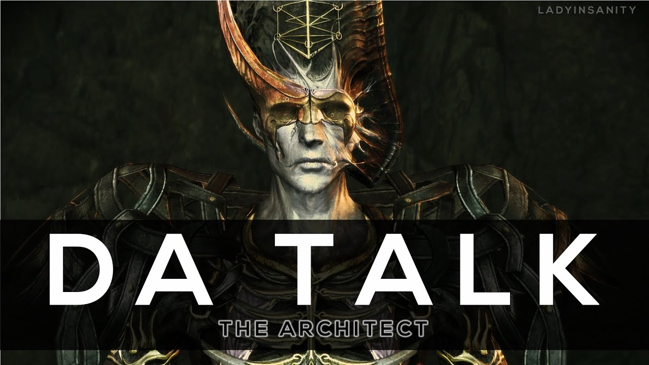 Da Talk The Architect The Calling Darkspawn And Role For Inquisition Youtube