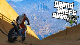 BEST GTA 5 RAMP MOD EVER! (GTA 5 Funny Moments)