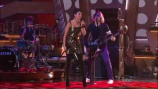 Selena Gomez&The Scene-Falling Down-Live On Dancing With The Stars[9/29/09]