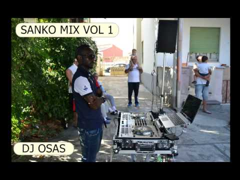 DJ OSAS  -  SANKO MIX VOL 1