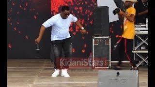Tazama MAKONDA Alivyocheza Music Jukwaani EFM