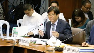 Bongbong Marcos - Final Senate Hearing on the Mamasapano Incident