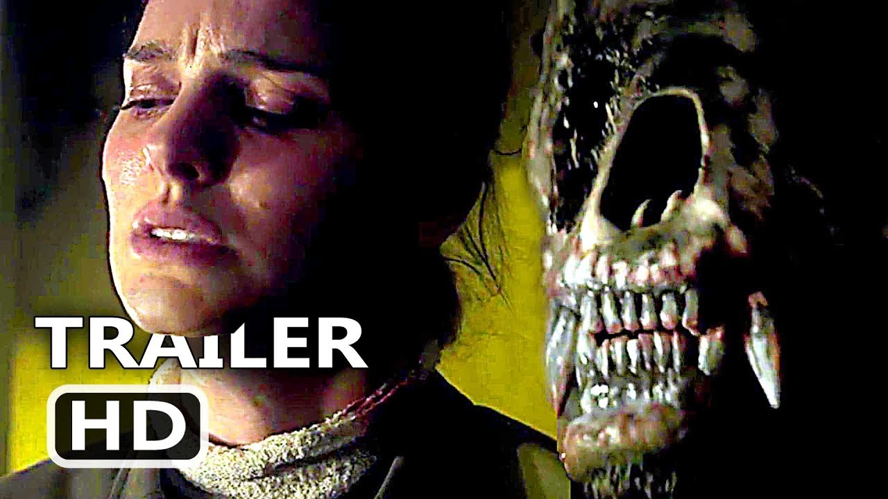 ANNIHILATION Official Trailer # 2 (2018) Natalie Portman Adventure Movie HD