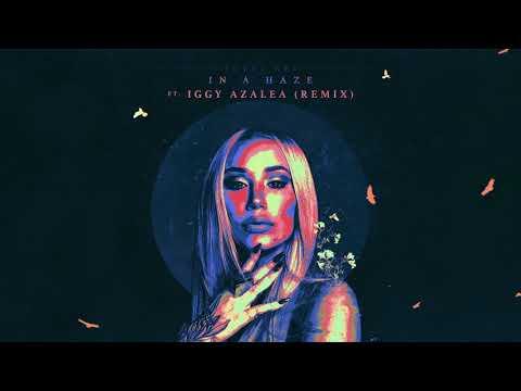 Total Ape - In A Haze ft. Iggy Azalea Remix (Visualizer)