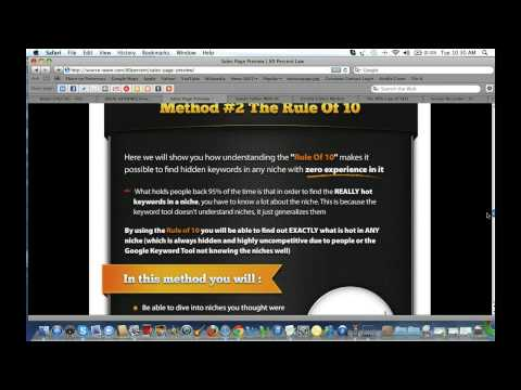 Source Wave WSO - Alex Cass Alex Becker 80% Law of SEO WSO